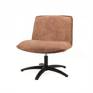 Draaibare-fauteuil-cognac