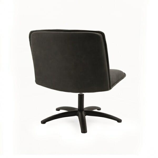 Draaibare-vintage-fauteuil-achterzijde