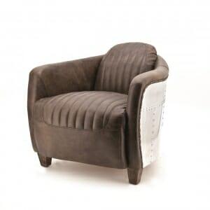Industriële-fauteuil-leer
