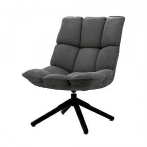 Industriele-fauteuil-draaibare-poot-voorzijde