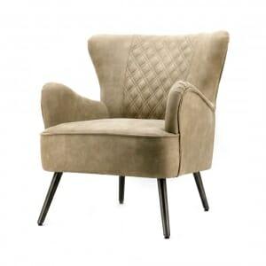 Landelijke-trendy-fauteuil