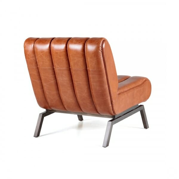 Retro-lederen-fauteuil-cognac-achterzijde
