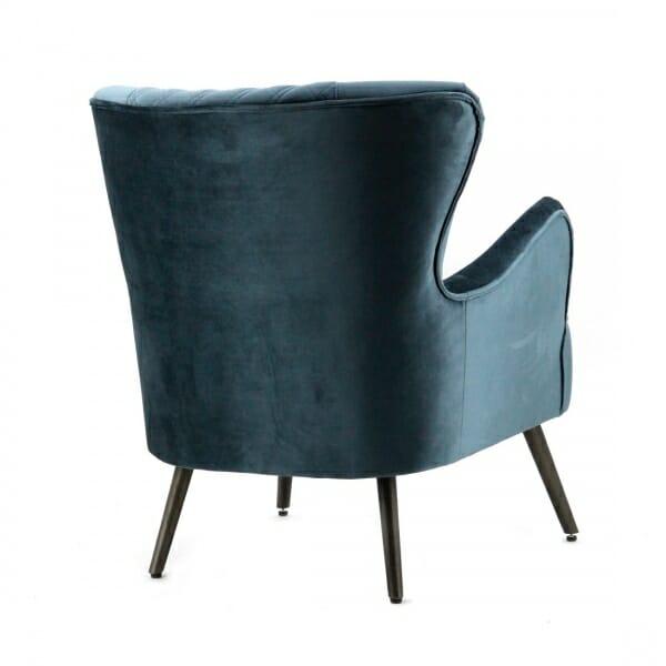 Trendy-fauteuil-blauw-landelijk-achterzijde